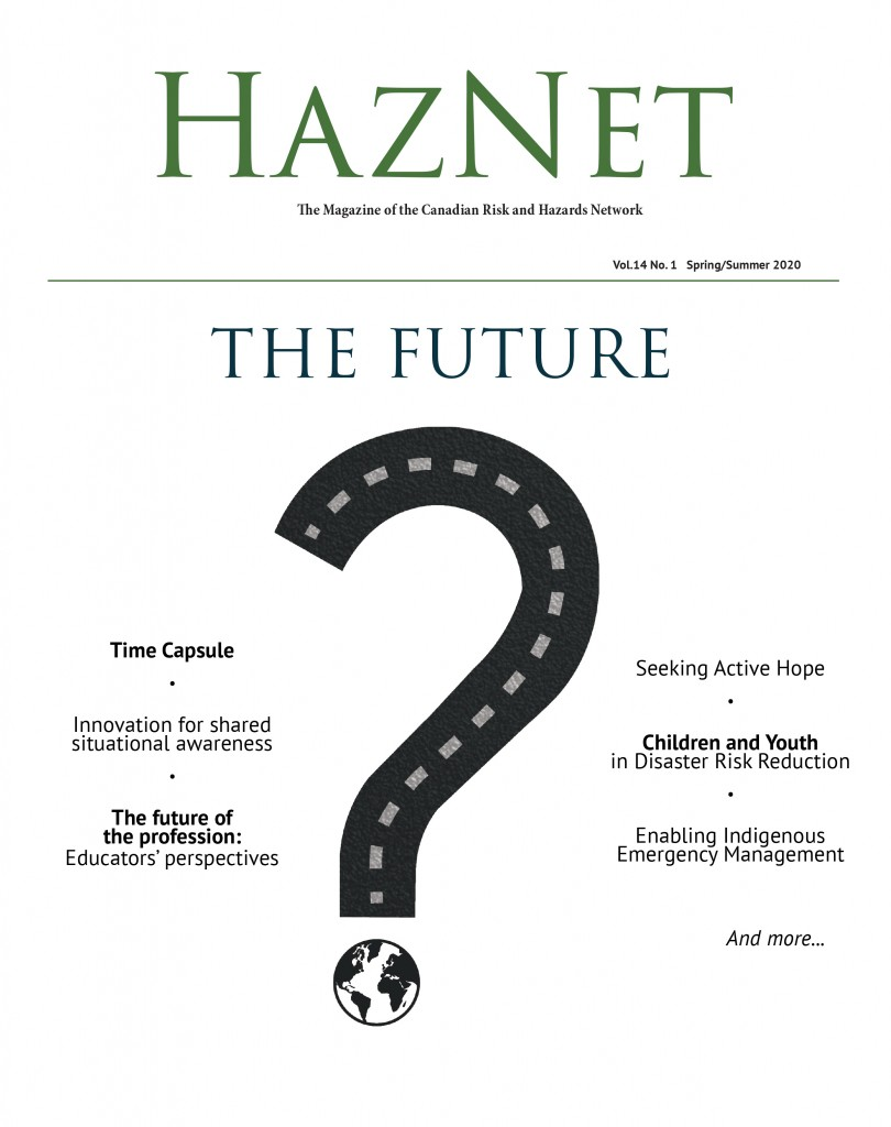 HazNet Magazine Spring 2020 Issue
